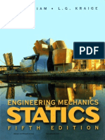 01 (Wiley) Engineering Mechanics. Statics. Theory 5th Edition (2001)