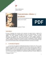 Epicureismo Clásico y Moderno (Armando H. Toledo)