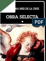 44531906 Sor Juana Ines de La Cruz Obra Selecta i