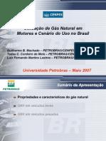 GNV - Tecnologia, Utilização e Cenário.