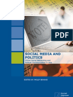 Social Media and Politics - Philip Behnke