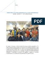 UNDECIMA JORNADA INTERCLUBS 2013