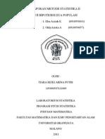Laporan Metode Statistika i1 Anova