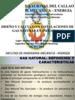 8.-DISEÑO Y CALCULO EN INSTALACIONES DE GAS NATURAL EN INDUSTRIAS