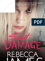 Rebecca James - Sweet Damage (Extract)