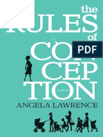 The Rules of Conception by Angela Lawrence - Chapter Sampler
