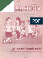 Los Carmona - Y Vos Pa' Donde Vai - 5 de Septiembre de 1987