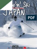 Snow 'n' Ski Japan 2012