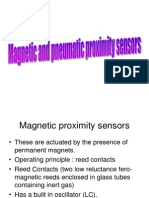 7 Magnetic Reed and Proximity