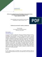 Políticas de Comunicación_ Cambios y Resistencias - Gabriel Kaplún