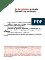 Manual de optimizare Google.PDF