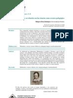 Lectura Articulos La Matematica y Su Relacion Con Las Ciencias Como Recurso Pedagogico