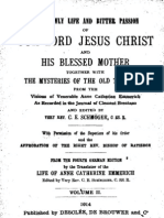 Revelations to St. Anna Catherine Emmerich - 2