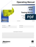 2300190W Allied Winch D4E