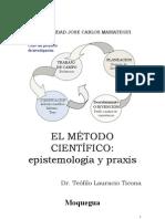 103233915 El Metodo Cientifico Epistemologia y Praxis