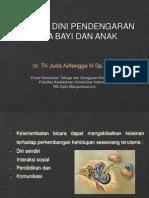Deteksi Dini Pendengaran for MD