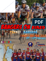 Bangers on Bikes 2013 Charity Bike Ride