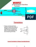 Mosfet PowerPoint Presentation