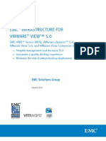 White Paper - EMC Infrastructure for Vmware