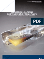 Industrial solutions FOR temperature challenges