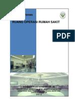 4. Pedoman Teknis Ruang Operasi RS