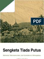 Sengketa Tiada Putus ~ Matriarkat, Reformisme Islam, Dan Kolonialisme Di Minangkabau