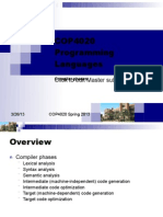 Design and Development of a Malayalam to English Translator