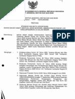 Kepdjm-13483-2006 Standar Dan Mutu Biodiesel