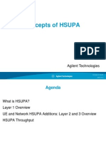Concepts of HSUPA