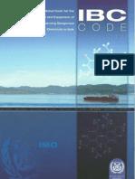 IBC Code 2007 Edition