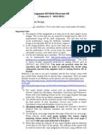 Assignment_een1046_electronic_iii_t3 2012 - 2013 Balachandran c