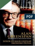 Alan Greenspan - Sosok Di Balik Gejolak Ekonomi Dunia