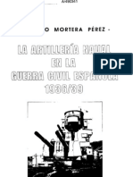 artilleria naval en la guerra civil española