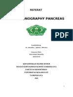 Referat Usg Pankreas - Rien Novia 08310259