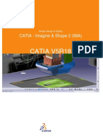 CATIA - Imagine & Shape 2 (IMA)