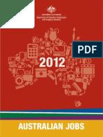 Australian Jobs 2012