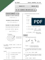 2do. Año - GUIA 3 - Conjunto de los números irracionales