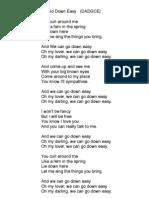 John Martyn - Go Down Easy