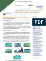 Control de Gestión de los Proyectos