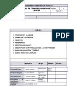 I-PR-007 Procedimiento Termofusionadora 1