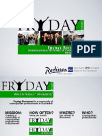 Fryday Bucharest Presentation