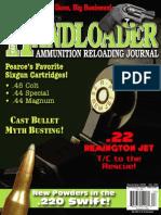 Handloading   Cartridge (Firearms)   Rifle