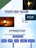 Power Grid Failure Ppt