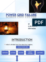 Power Grid Failure Ppt