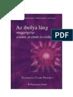 Elizabeth C.Prophet - Az Ibolya láng
