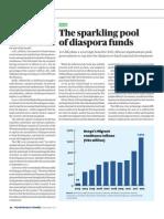 The sparkling pool of diaspora funds