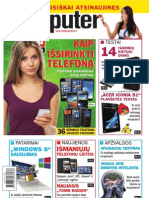 "4/2013 ""Computer Bild Lietuva"" – Kaip išsirinkti telefoną"