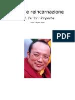 Tai Situ Rinpoche - Bardo e Reincarnazione