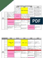 Jadwal Kuliah Tumbuh Kembang & Geriatri Reguler 2012-2013