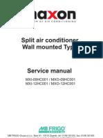 Maxon Service Manual09 12